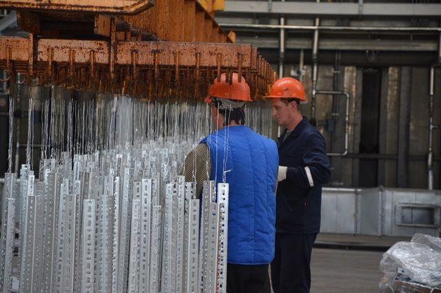 Власти отчитались о том, сколько в городе промышленных предприятий.