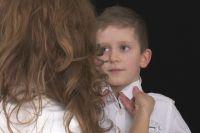 Мальчики часто боятся огорчить или рассердить свою маму.