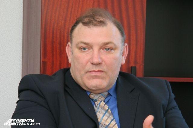 Калининградскую торгово-промышленную палату возглавил экс-мэр Феликс Лапин.