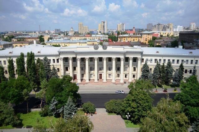 Вмногоэтажном здании обладминистрации иоблдумы установят лифт за12 млн руб.