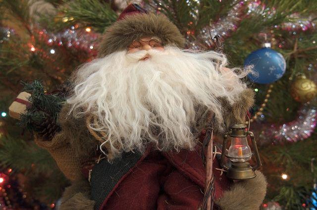 18 ноября у Деда Мороза День рождения.