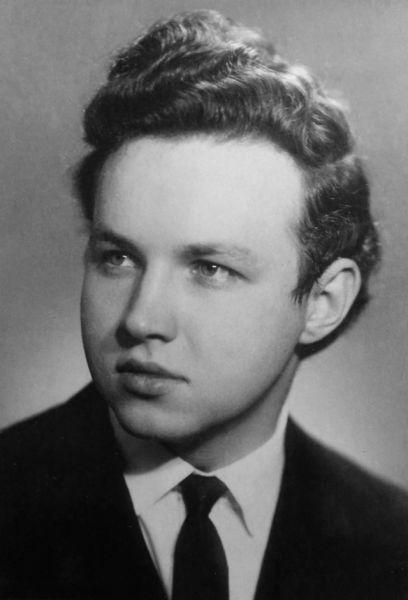 Владимир Гундяев. 1960-е годы.