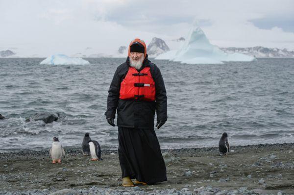Антарктика, остров Ватерлоо. 17 февраля 2016 года.