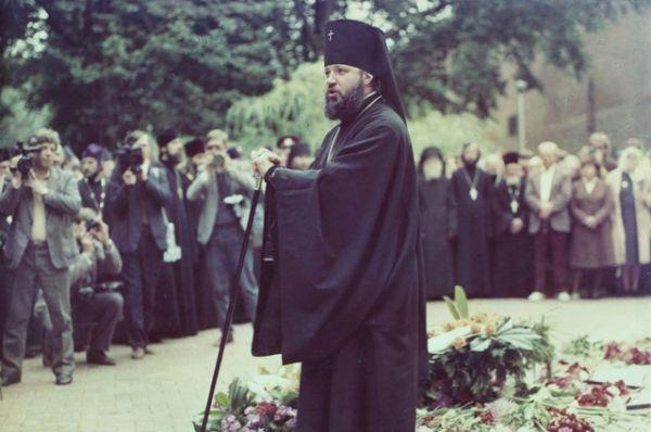 Празднование 1000-летия Крещения Руси в Смоленской епархии. 1988 год.
