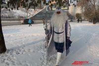 Дед Мороз пообещал, что следующий год будет только хорошим.