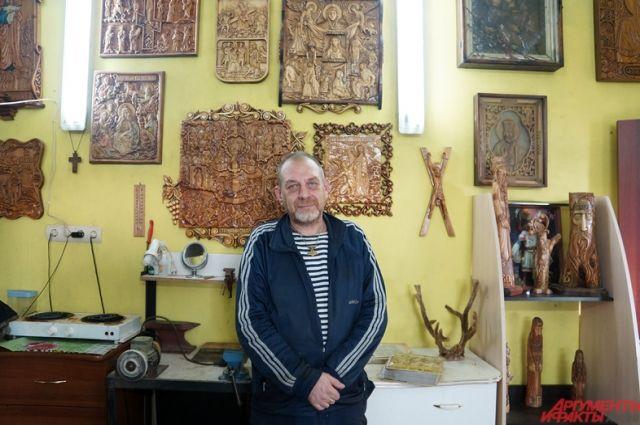 Сергей Каменев.