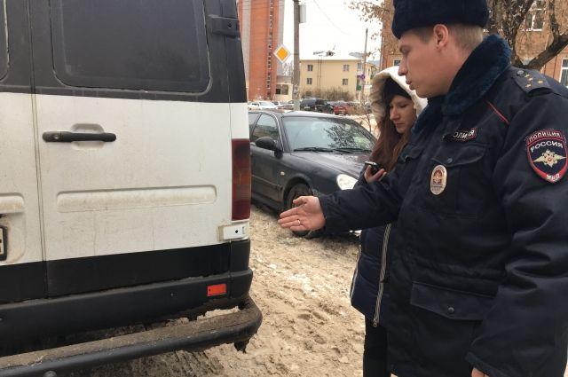 ВТуле проводится «Безопасный перевозчик»