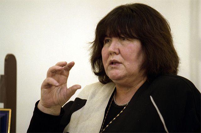 Виктория Токарева.