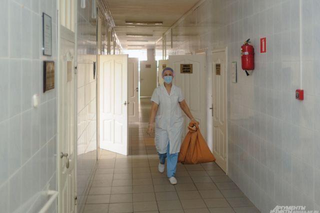 Вшколе №59 приняли меры против распространения вирусной инфекции
