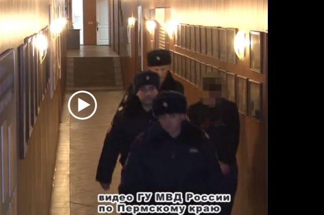 Мужчине, напавшему вПерми нашкольницу, предъявили обвинение
