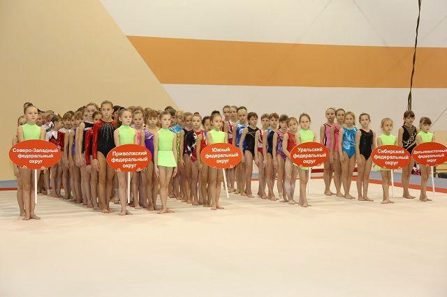 В соревнованиях примут участие 150 гимнасток из 30 регионов страны.
