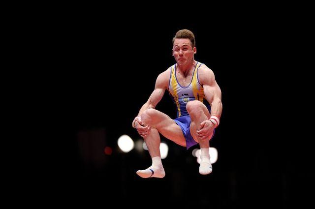 Международная федерация гимнастики запретила исполнять элемент имени украинца Радивилова