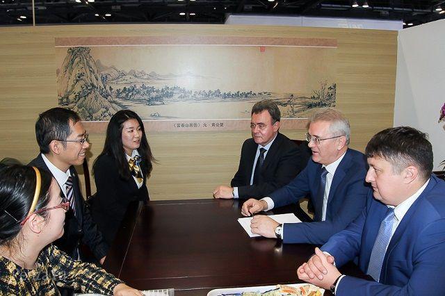 Переговоры в Пекине прошли успешно.