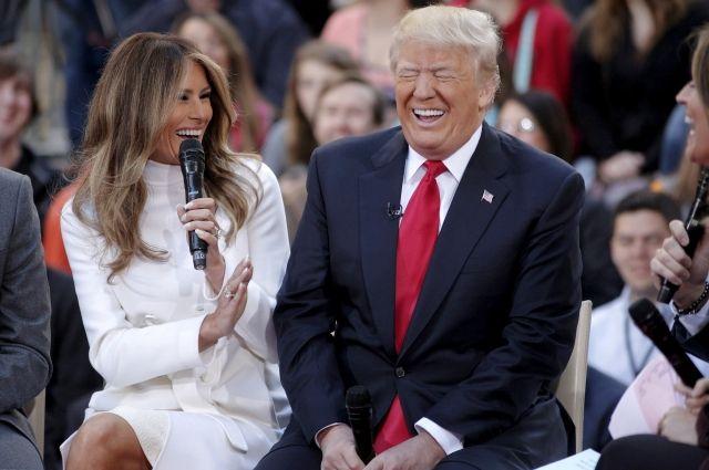 Дизайнера Софи Телле высмеяли за отказ работать с Меланьей Трамп