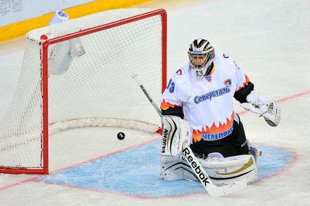 Череповецкая «Северсталь» проиграла пятый матч подряд