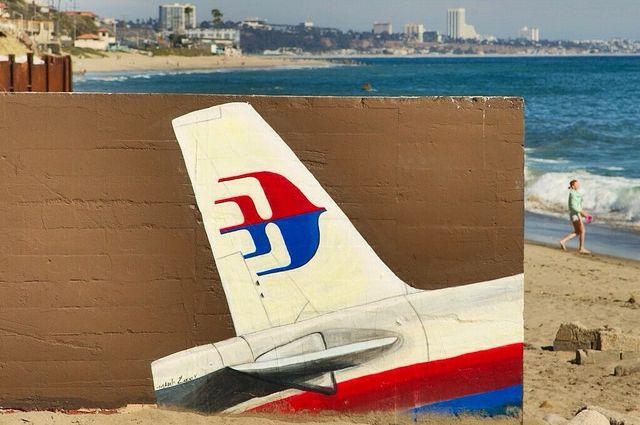 Родственники пассажиров исчезнувшего MH370 будут искать обломки самолета