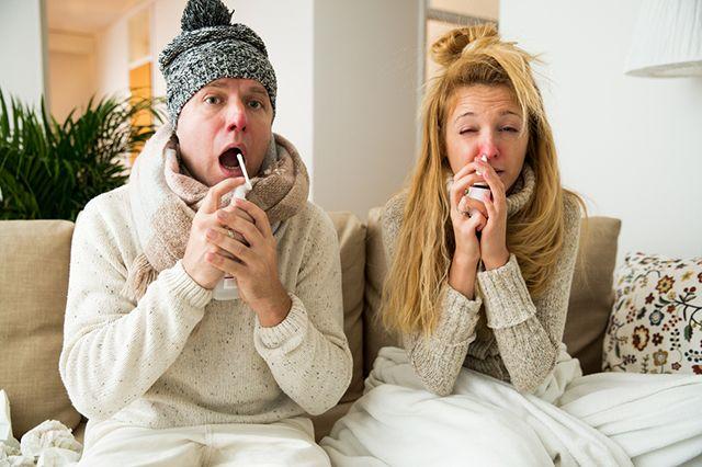 Как лечить простуду в домашних условия