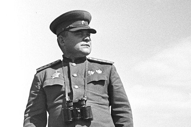 Николай Ватутин, 1943 г.