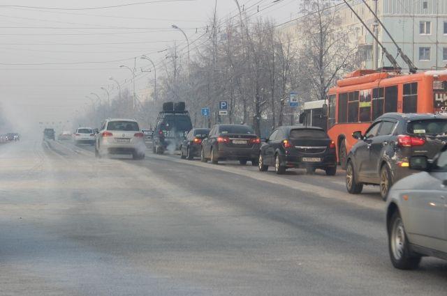 Автопробег «Черная волна» прошел в Кемерове.