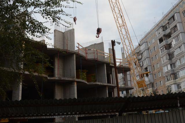 Если дом будет построен, жить в нем будет небезопасно.