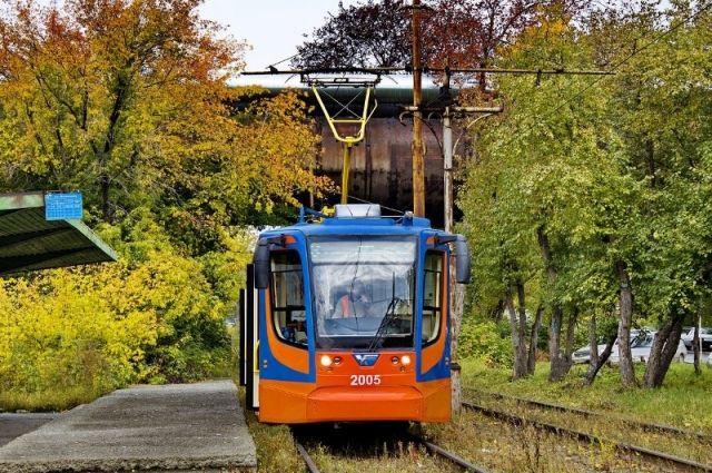 ВЧелябинске до 2020г. закупят 10 новых трамваев
