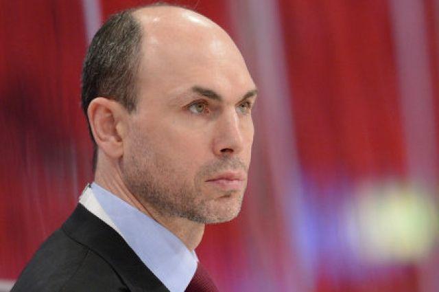 Тренер хоккейного клуба «Локомотив» Дмитрий Юшкевич отстранен отработы