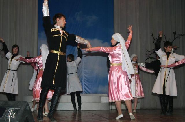 Оренбуржцы окунутся в атмосферу Кавказа.