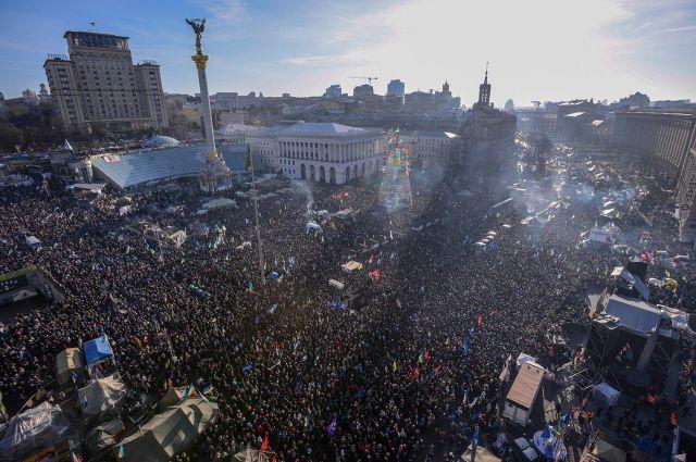 Порошенко объявил, что недопустит внутренних конфликтов вУкраинском государстве