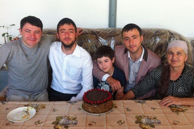 Гагиевы планируют выпустить книгу об истории своей семьи.