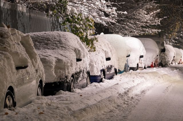На смену морозам придут снегопады и метели.