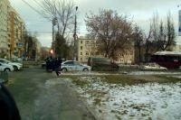 Фото с места происшествия