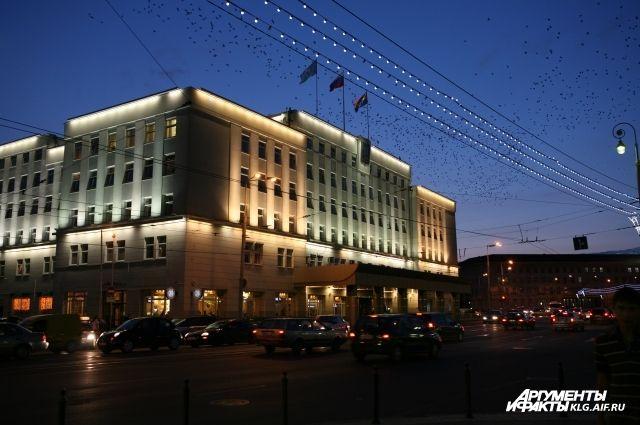 В Калининграде планируют избирать главу города из числа депутатов горсовета.