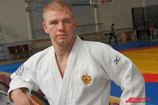 Калининградский дзюдоист Сергей Самойлович выиграл Кубок России.