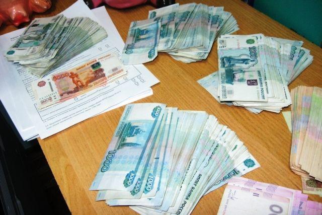 Практически 900 000 незадекларированных руб. задержали награнице с государством Украина