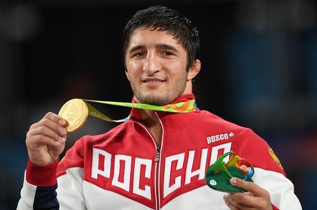 Абдулрашид Садулаев возглавил рейтинг наилучших спортсменов 2016 года