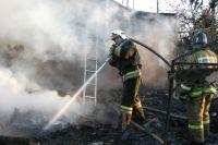 Уполномоченный органы выяснят, почему загорелся дом в Орске.