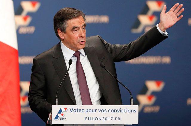 Франсуа Фийон.