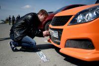 Обозначение букв в автомобильных номерах