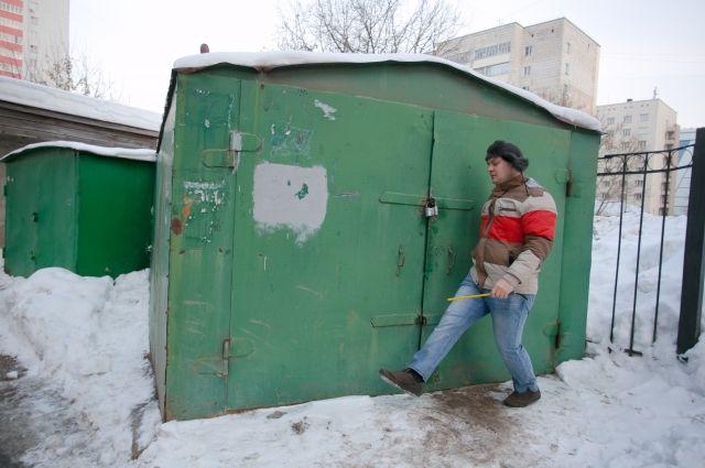 Собственникам практически 900 гаражей Барнаула придется освободить место