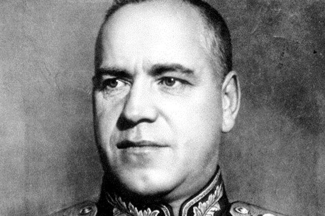 Георгий Жуков.