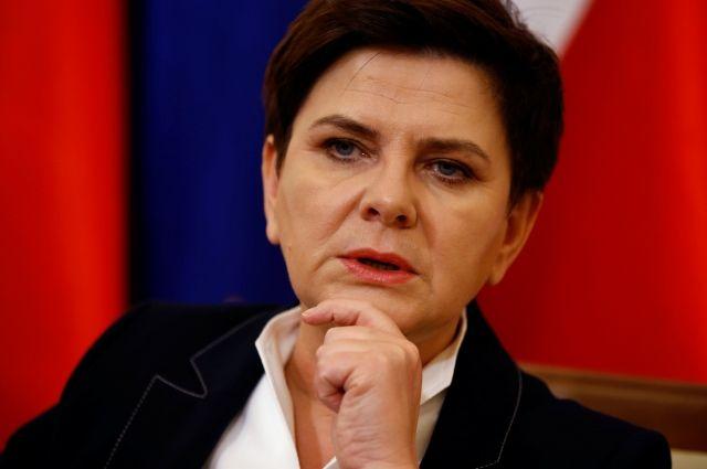 ВИзраиле случилось ДТП скортежем премьера Польши