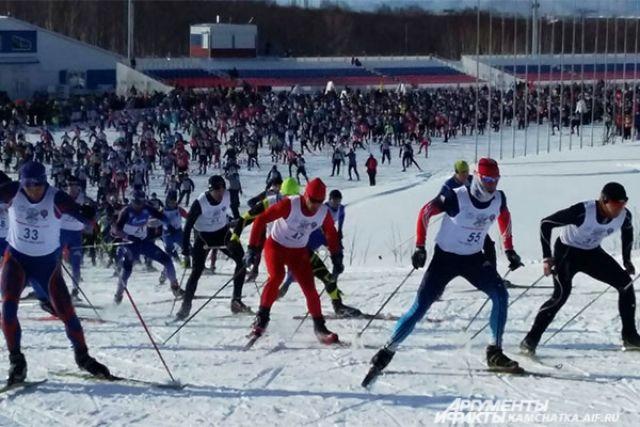 Масштабные соревнования среди лыжников пройдут в крае