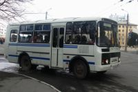 Очередное ДТП с участием пассажирского автобуса.