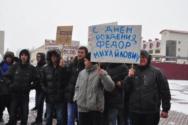 В Омске есть маршрут по местам Достоевского.