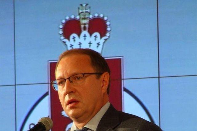 Дмитрия Самойлова выбрали главой Перми