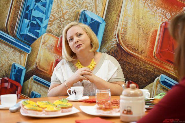 44-летняя Светлана Пермякова собирается стать мамой во 2-ой раз