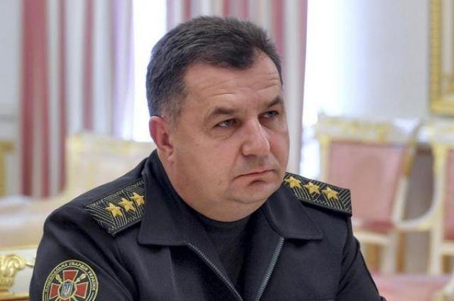 С.Полторак начал рабочий визит вПакистан