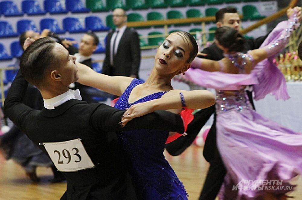Оценивалась не только хореография, но и музыкальность номера, взаимодействие с партнером по танцам и внешний вид.
