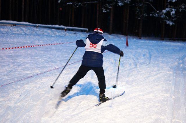 Новая лыжная база открылась в городе