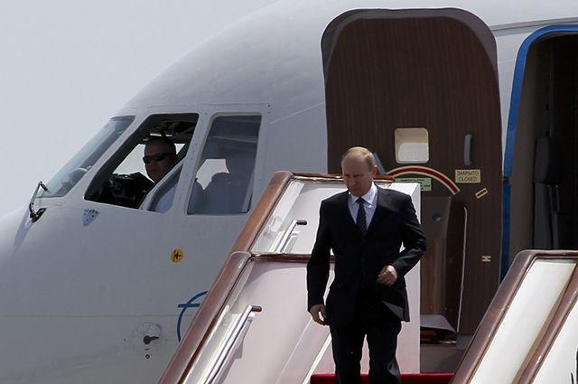 Что делал Владимир Путин на саммите АТЭС в Перу?